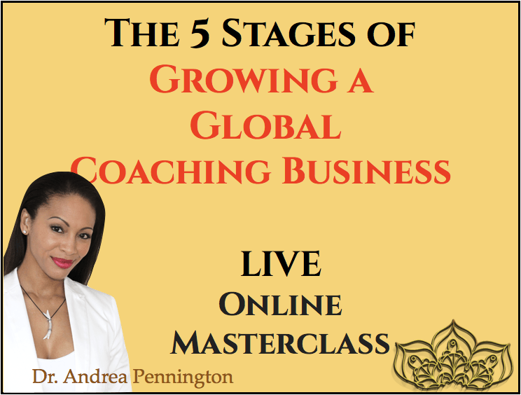 The 5 Stages of Business for a Global Coaching Business | Masterclass