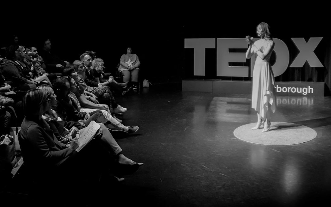 Lightworkers Supporting Lightworkers | Backstage at TEDx Peterborough
