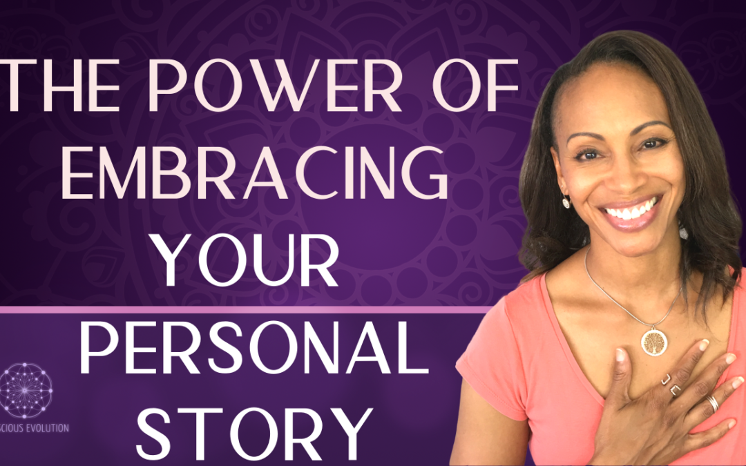 The Power of Sharing Your Personal Story | Conscious Branding Podcast Ep 5