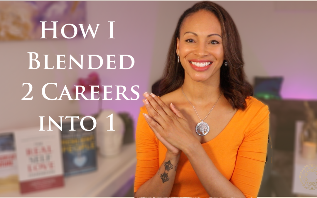 How I Blended 2 Careers Into 1 | Conscious Branding Ep1