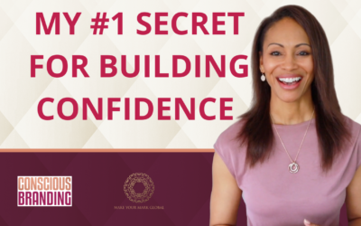 How a mentor can help you build confidence to start a new business | Conscious Branding Podcast Episode 1